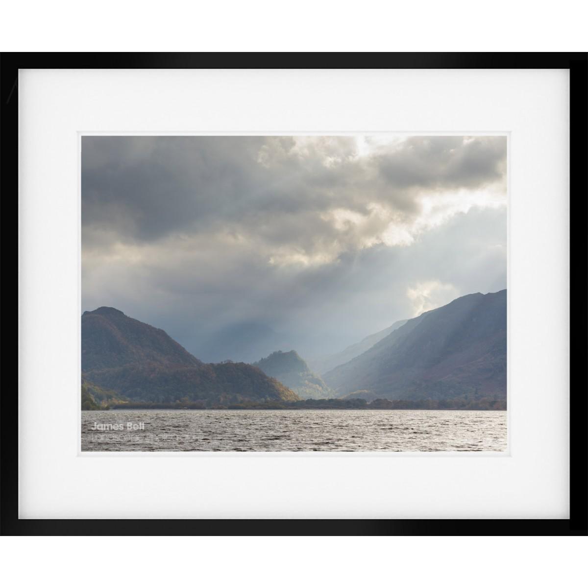 Borrowdale Skies Framed Print