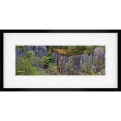 Framed Print of Dalt Quarry in Borrowdale