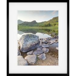 Blea Tarn Summer Framed Print