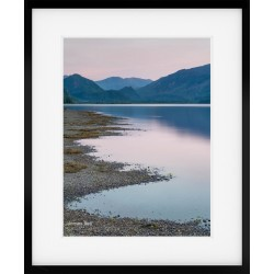 The Jaws of Borrowdale framed print