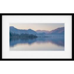 Borrowdale Sunrise Framed Print