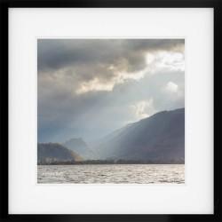 Borrowdale Light Framed Print