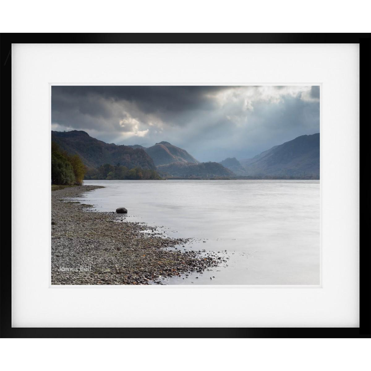 Dramatic Borrowdale framed print
