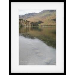 Buttermere Portrait framed print