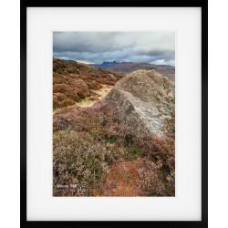 Holme Fell Framed Print