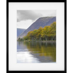 Crummock Water Moment framed print
