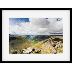 The Westmorland Cairn framed print