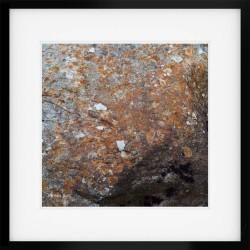 Honister Details II framed print