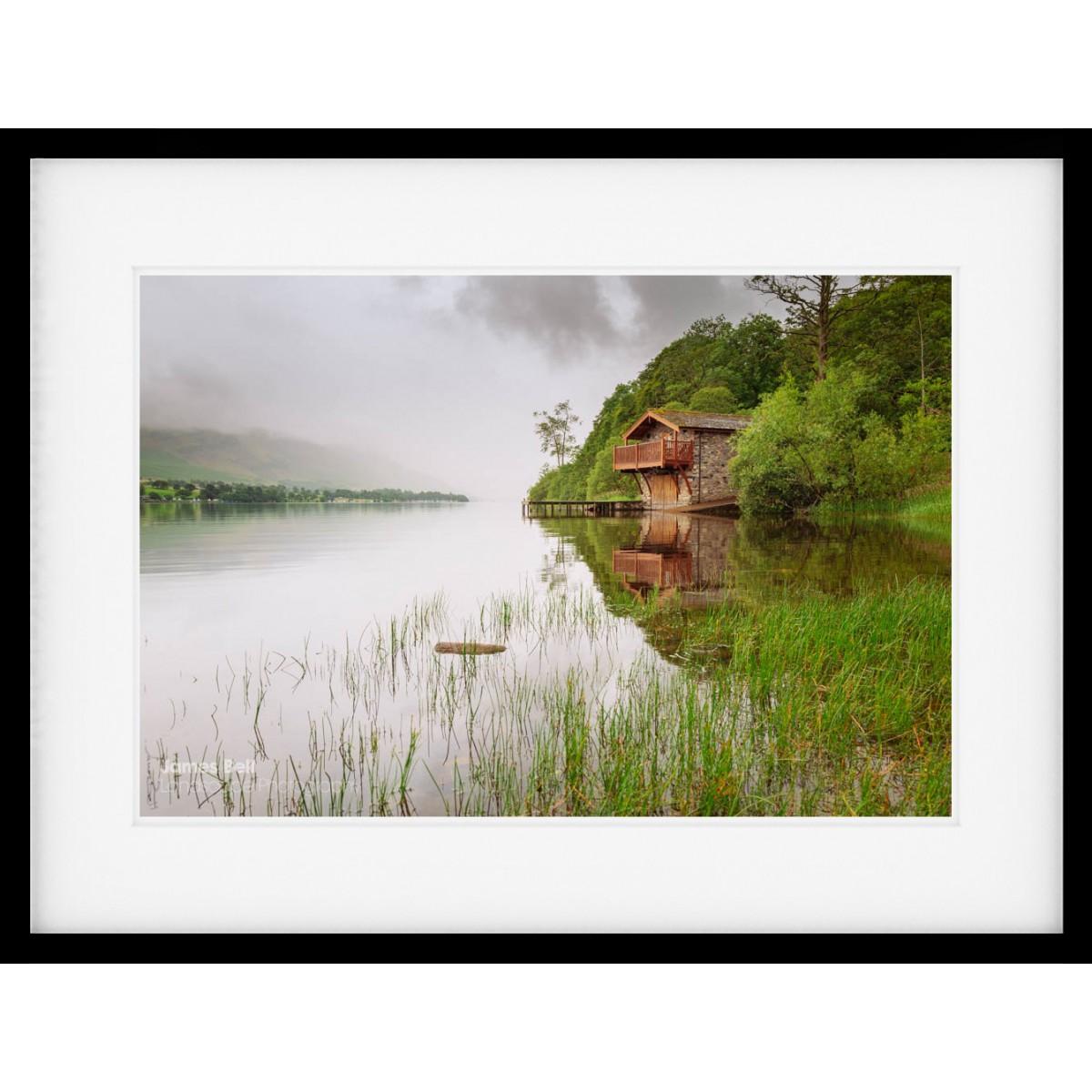Duke of Portland Summer Rain Framed Print