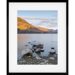 Ullswater Golden Hour framed print