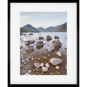 Wastwater Portrait framed print