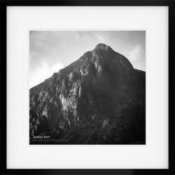 Buachaille Etive Mor III framed print