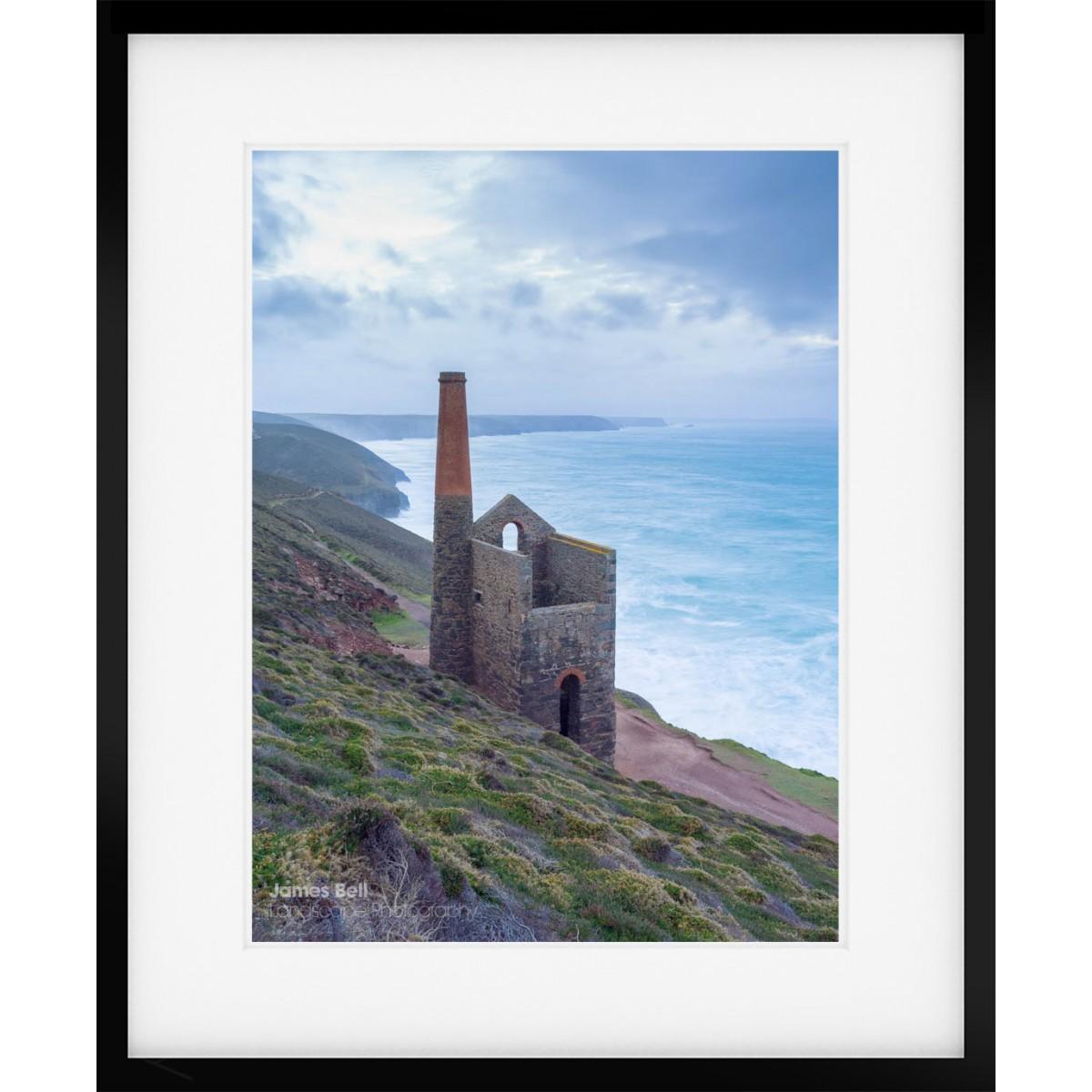 Wheel Coates framed print