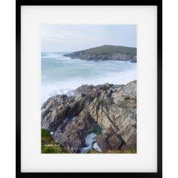 Towan Head framed print