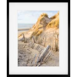 Formby Sand Dunes framed print
