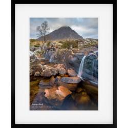 Buachaille Etive Mor framed print