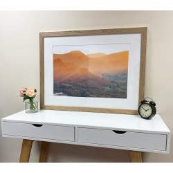 Catbells Framed Print