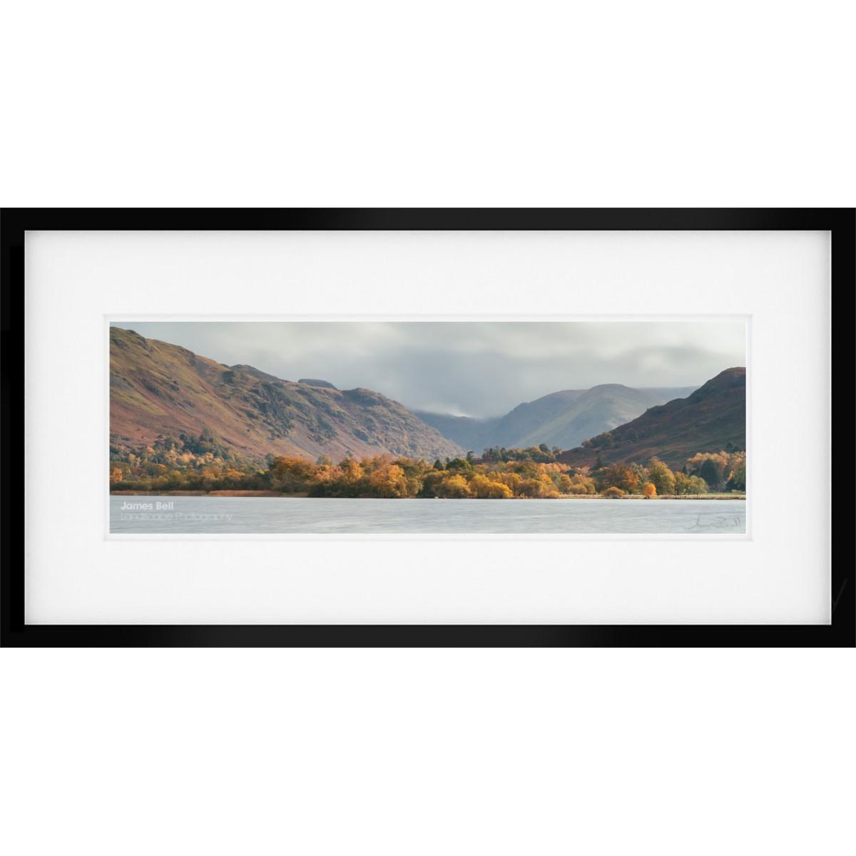 Glenridding View Framed Print