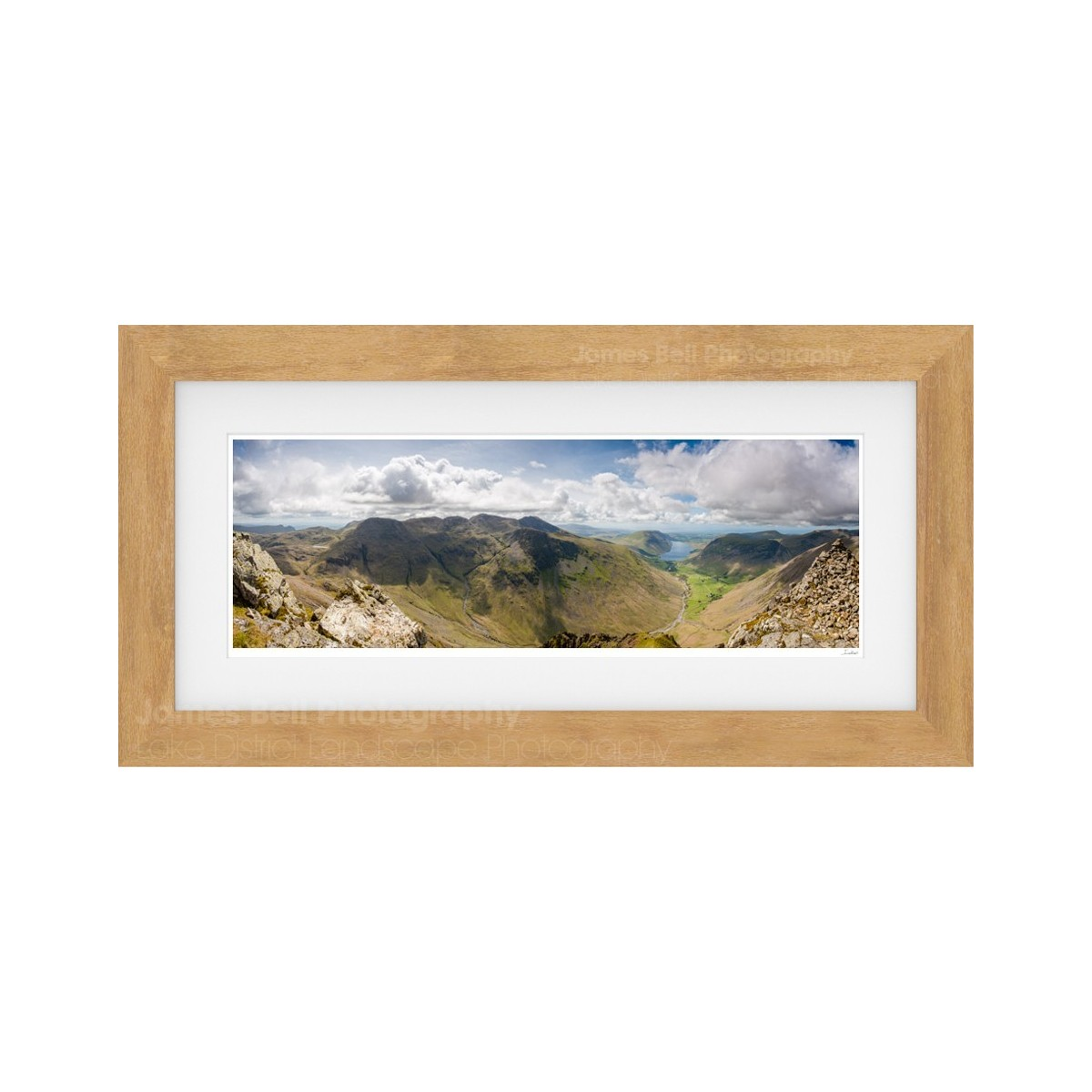 Scafell and Wasdale