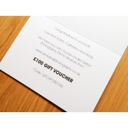 Lake District Gift Voucher