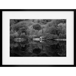 Rydal Reflections Mono