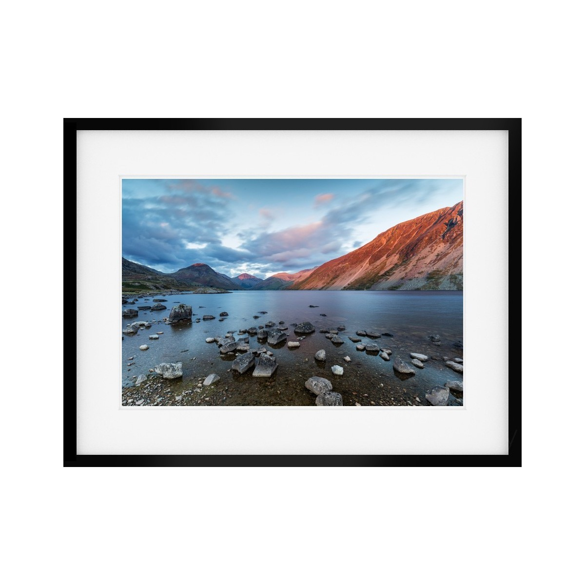 Last Light on Wastwater