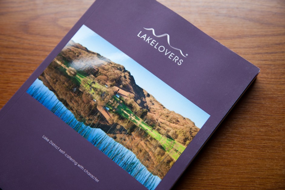 Loughrigg Tarn Photograph James Bell