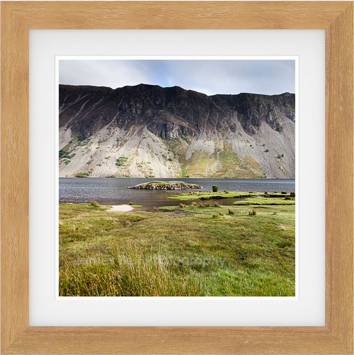 Wastwater Screes Framed Print