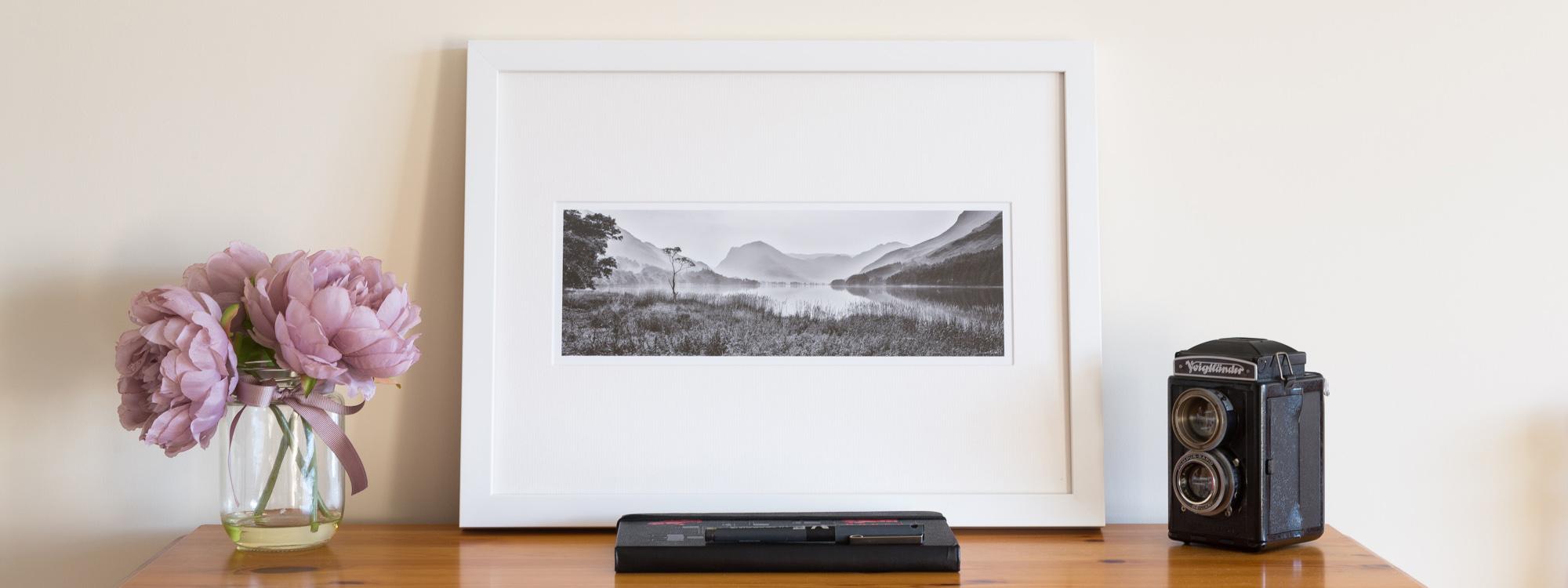 Framed Lake District Print