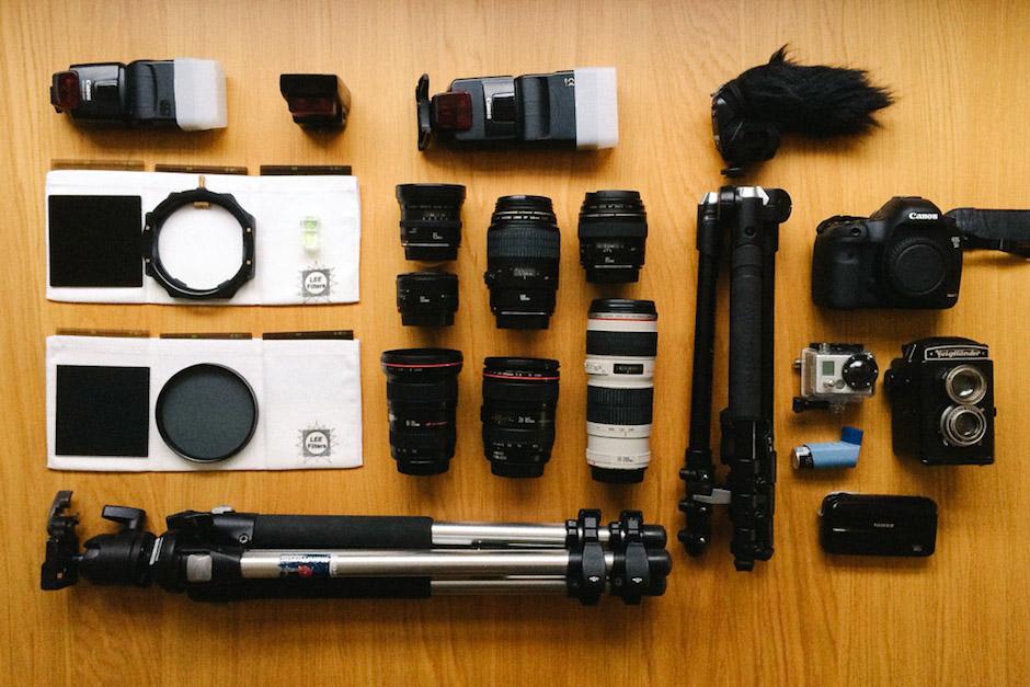 Landscape Photography Equipment