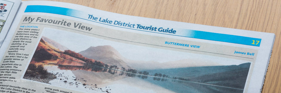 Lake District Tourism Location Guide