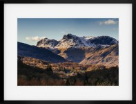 The Langdale Pikes – My local viewpoint.