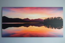 Lake District Landscape Prints on Aluminium