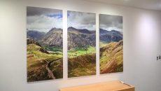 Large Aluminium Wall Art Prints