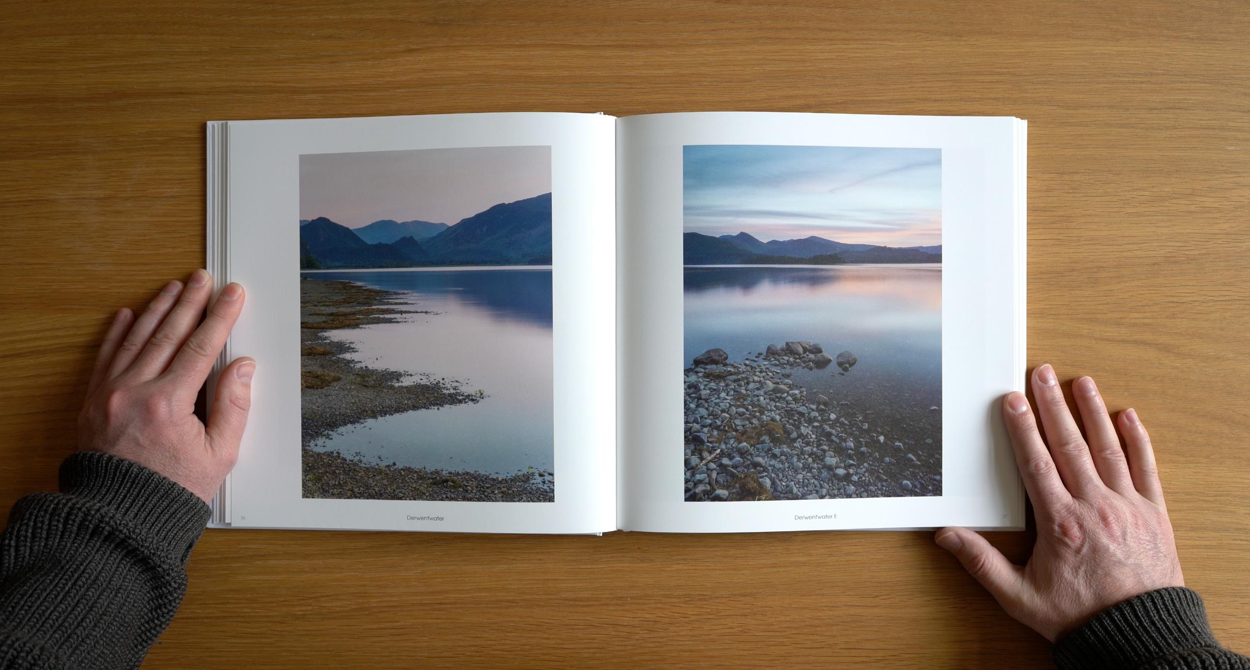 Capture Lakeland Volume 2 by James Bell - Derwentwater