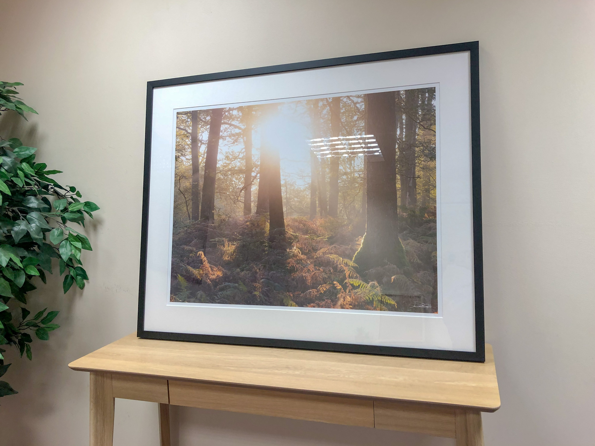 Large Framed Lake District Landscape Photographs