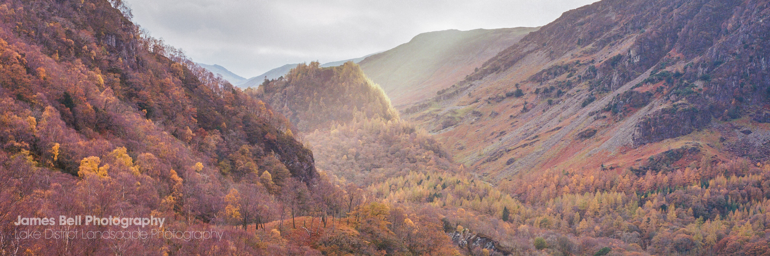 The Jaws of Borrowdale Print
