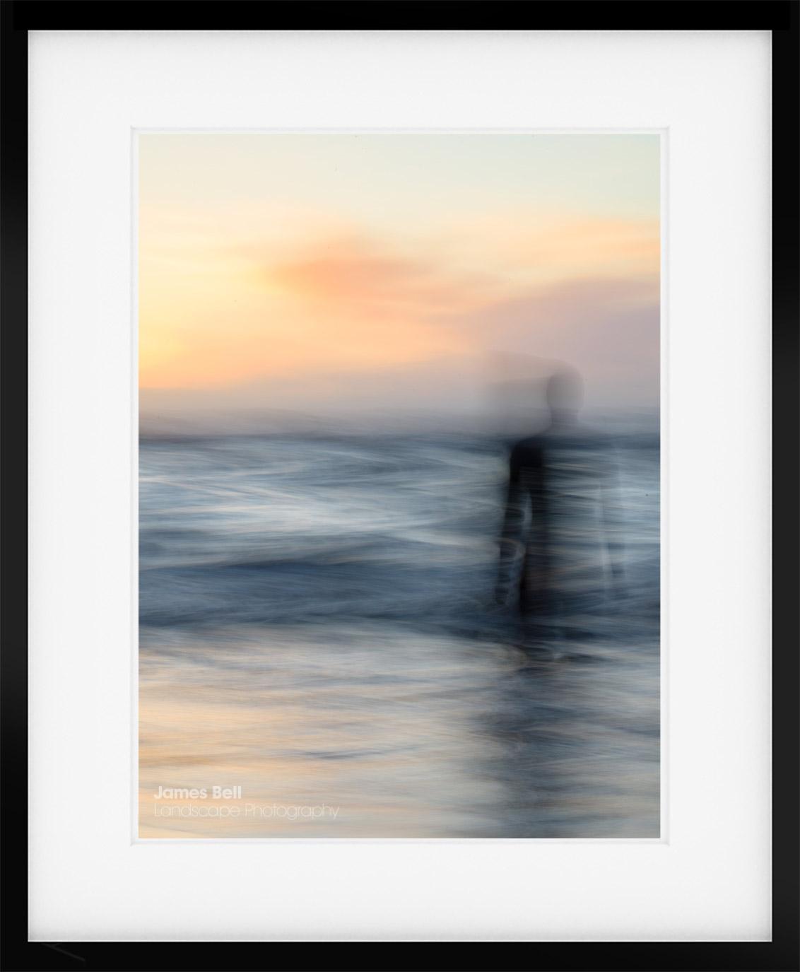 Crosby Beach ICM Photography