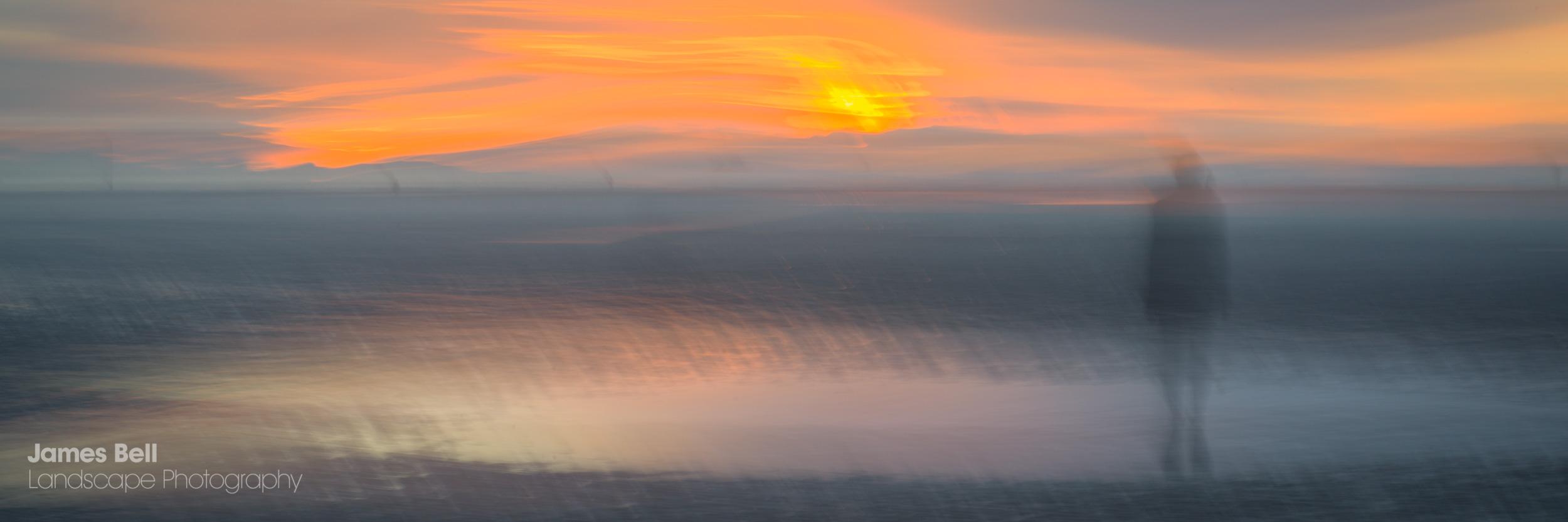 Crosby Beach Abstract Photographs